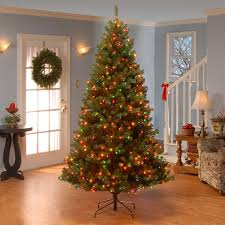 decorate christmas tree multicolor lights nifty d3ae0b822f