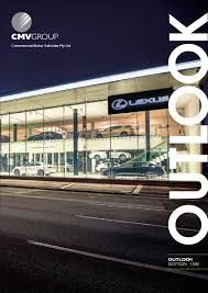 lexus service geelong cmv group outlook magazine edition 128 by cmv group issuu