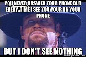 Answer Your Phone Meme - you never answer your phone memes mne vse pohuj