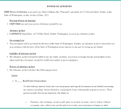 power of authority template power of attorney form template printable calendar