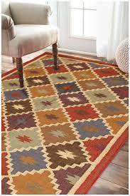 rugsville moroccan trellis wool jute dhurrie rug 4 u0027 x 6