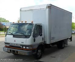 truck mitsubishi fuso 2003 mitsubishi fuso fe649 box truck item dd9436 sold j
