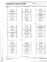 liquid volume worksheets free worksheets library download and