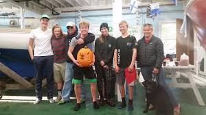 Great Pumpkin Blaze Membership by Pumpkin Regatta Celebrates Season U0027s Success Mount Desert Islander