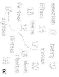number 100 worksheet tìm với google numbers pinterest