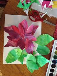 working 4 the classroom an art project because spring has