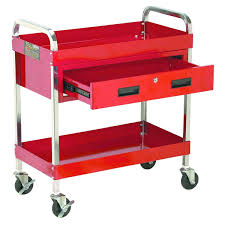 kitchen design by ken kelly amazon com maxworks 40102 steel service cart with locking drawer