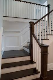 traditional staircases staircases on pinterest dark hardwood flooring traditional