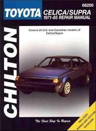 1993 toyota camry repair manual toyota supra repair manual ebay