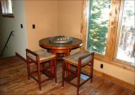 small round game table mammoth luxury vacation rental stonegate 4 bedroom sleeps 12