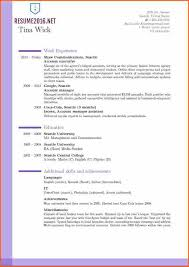 Updated Resume Templates 12 The Best Resume Templates For 2016 Budget Template Letter