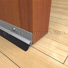 Door Bottom Sweeps For Exterior Doors High Quality Door Bottom Sweep With 375 Angled Or Soft