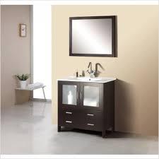 Espresso Bathroom Vanity Felice 35 5