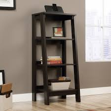 One Step Ahead Bookshelf Trestle 3 Shelf Bookcase