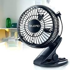 battery operated fans best office desk fan battery operated fans table intended for