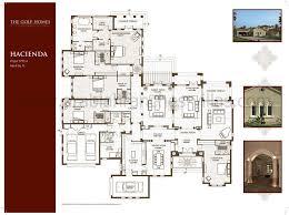 hacienda style homes floor plans home pinterest hacienda style homes haciendas house plans 77541