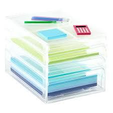 3m Desk Drawer Organizer Plastic Drawer Organizer 3m Recycled Desk Tray Storage Ikea