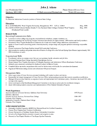 cover letter sample resume for mba admission sample resume for mba