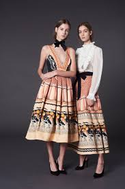temperley london temperley london pre fall 2017 wwd