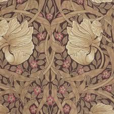 pimpernel wallpaper fig sisal 210390 william morris u0026 co
