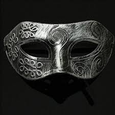 silver mask hot selling gold silver mask antique burnished venetian mardi gras