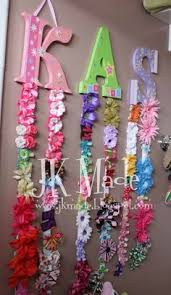 hair bow holder cheap and easy to make hair bow organizer for your