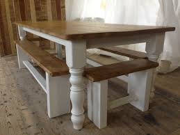 rustic dining room table with bench rustic dining room tables and chairs