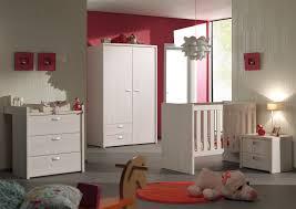 chambre bébé complète contemporaine coloris bouleau clair melby