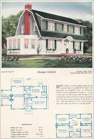 Dormers Only Dutch Colonial Revival Gambrel Roof With Shed Dormers C 1923