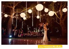paper lanterns with lights for weddings wedding blog hanging lights