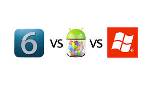 android jelly bean vs ios 6 vs windows phone 8 the ultimate - Android Jellybean