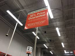 menards price match 22 home depot money saving shopping secrets u2013 hip2save