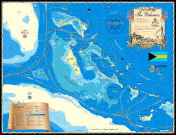 bahamas on map a history of the bahamas through maps