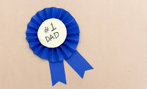 easy father u0027s day craft how to make a father u0027s day rosette youtube