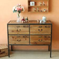 metal and wood storage cabinets american country to do the old lockers antique sideboard cabinet