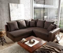 Wohnzimmer Ideen Braunes Sofa Couch Lavello Mit Hocker Ecksofa L Sofa Eckcouch Links Mit Hocker