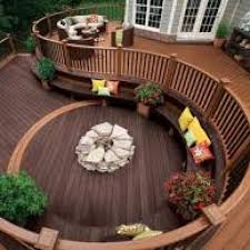 Wrap Around Deck Designs by Home Deck Design Home Design Ideas