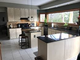 Finished Kitchen Cabinets by Finished Kitchen Cabinet Makeover U2013 Welcome To The Shiza