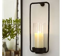 Wall Mounted Candle Sconce Candle Office In Cloud