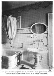 edwardian bathroom ideas nice tile border from