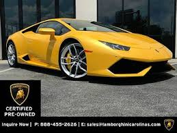 used lamborghini huracan used lamborghini huracan for sale with photos carfax