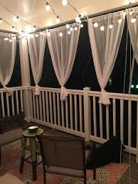 best balcony privacy ideas on balcony curtains part 21 staradeal com