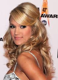 easy half up half down hairstyles 2013 haircuts styles 2013