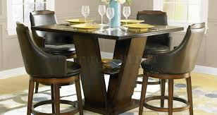 Pub Dining Room Tables Uncategorized Round Pub Dining Table Sets On Dining Room Conner