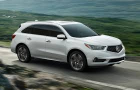 hybrid acura acura puts the sport in hybrid with 2017 mdx sport hybrid