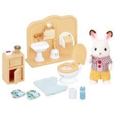 small bathroom set sylvanian families brightpulse us