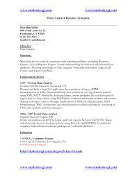 Pricing Analyst Resume Data Analyst Resume Keywords Free Resume Example And Writing