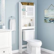 Bathroom Cabinet Shelf by Over The Toilet Storage Cabinets Wayfair