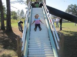 Backyard Playground Slides Ideas On How To Make Your Own