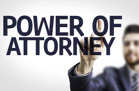 Power Of Attorney For Real Estate by The Use Of A Power Of Attorney During A Real Estate Transaction